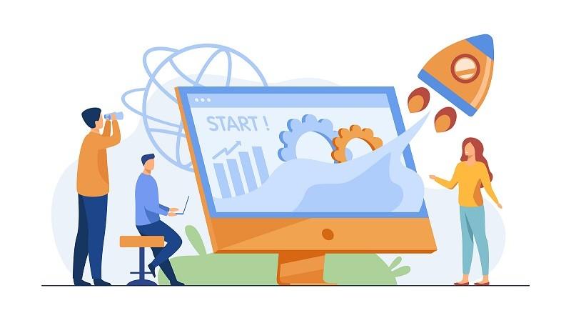 پروژه دیجیتال مارکتینگ فرین