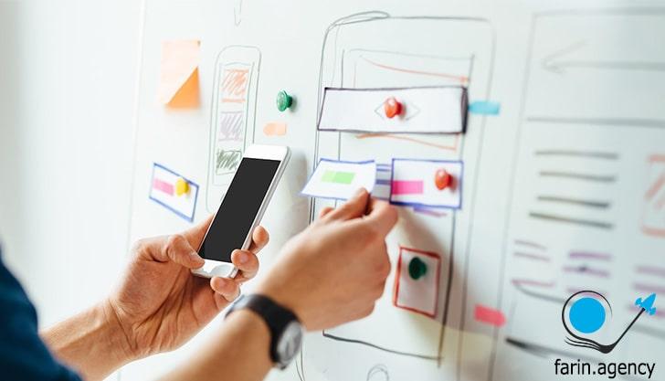 طراحی سایت بر اساس اصول سئو محتوا