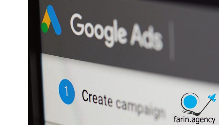 داده های گوگل ادز