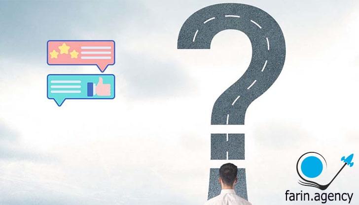 بخش سوالات متداول در سئو سایت پزشکی